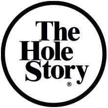 The Hole Story Logo