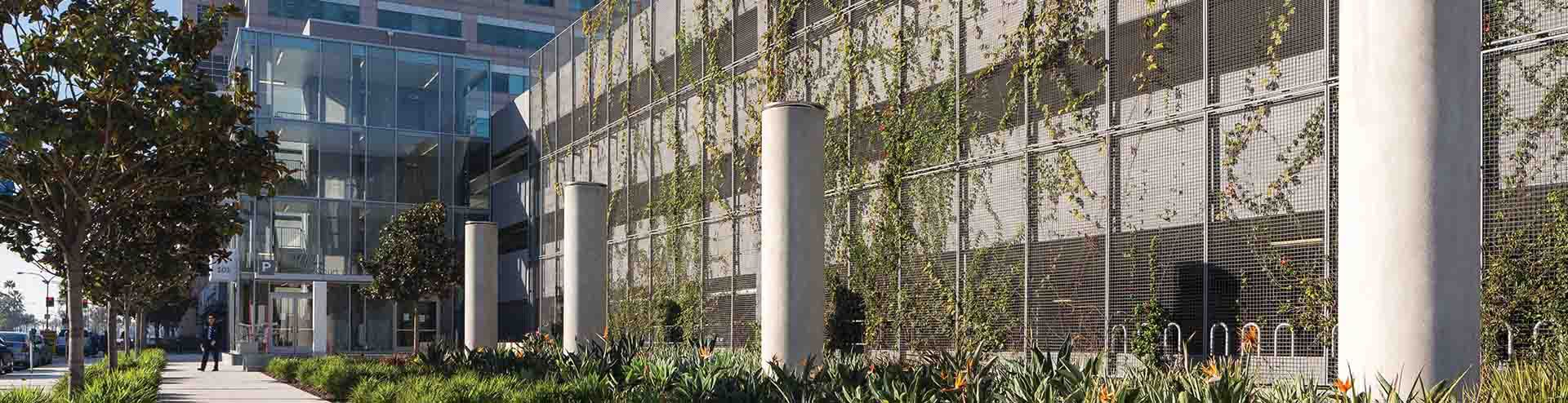 ECO-MESH® - Sustainable Facades, Green Walls & More | McNICHOLS®