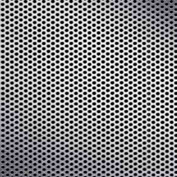 McNICHOLS aluminum perforated metal