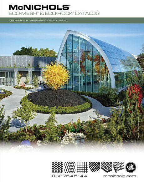 McNICHOLS Eco-Mesh and Eco-Rock Catalog