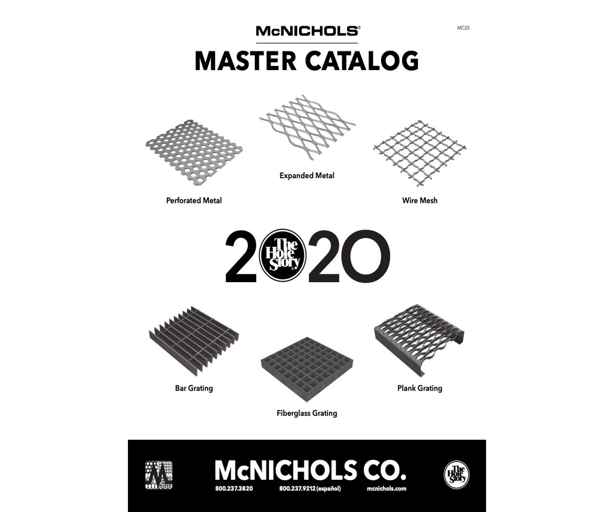 McNICHOLS Master Catalog