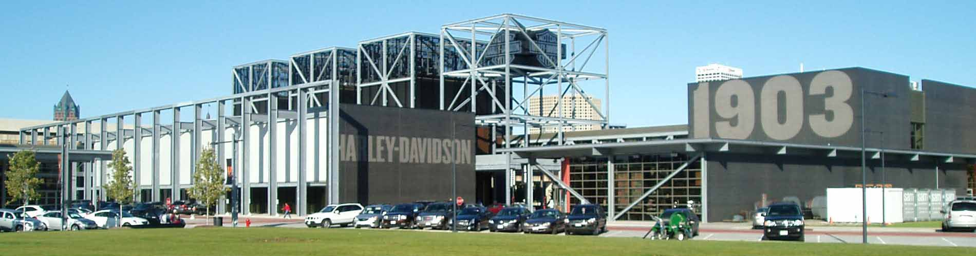 Harley Davidson Museum in Milwaulkee - Case Study | McNICHOLS