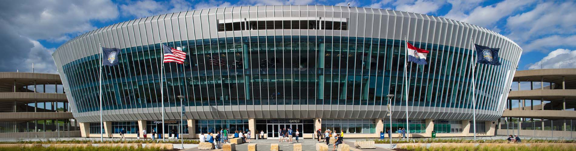 Kauffman Stadium in Kansas City - Case Study | McNICHOLS®