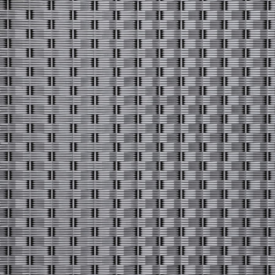 McNICHOLS® Wire Mesh Designer Mesh, SHIRE™ 2133, Stainless Steel, Type 316, Woven - Flat Top Cladding Weave, 0% Open Area