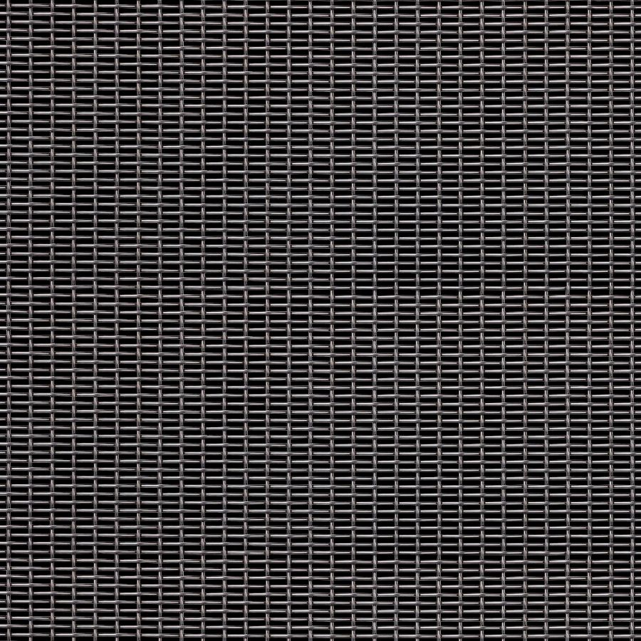 McNICHOLS® Wire Mesh Designer Mesh, SHIRE™ 8141, Stainless Steel, Type 316, Woven - Plain Weave, 38% Open Area