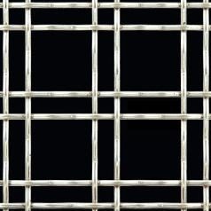 Designer - Wire Mesh - Carbon Steel - 36315000   McNICHOLS