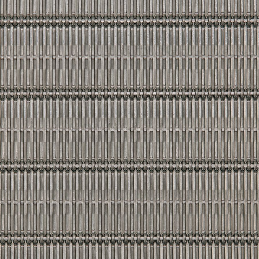 McNICHOLS® Wire Mesh Designer Mesh, SHIRE™ 2131, Stainless Steel, Type 304, Woven - Hollow Center Dutch-Style Weave, 0% Open Area