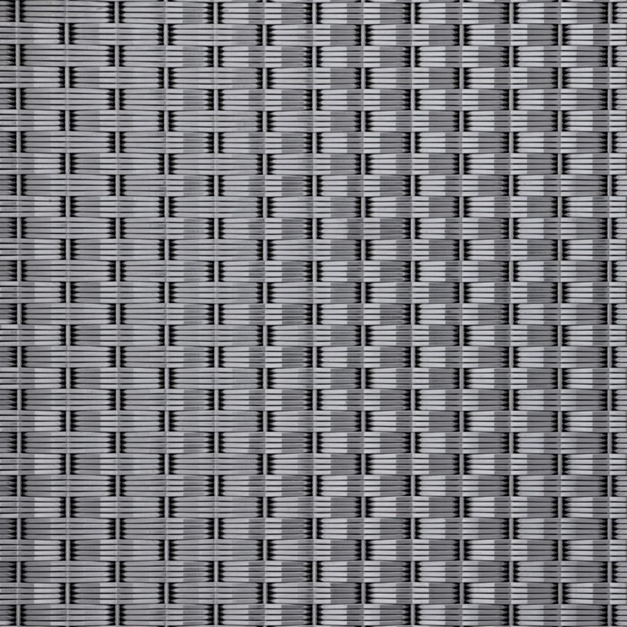 McNICHOLS® Wire Mesh Designer Mesh, SHIRE™ 2133, Stainless Steel, Type 304, Woven - Flat Top Cladding Weave, 0% Open Area