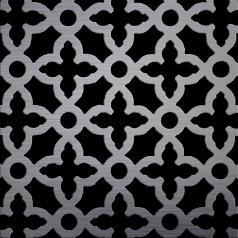 Mcnichols Perforated Metal Designer Majestic Aluminum Alloy 5052 H32