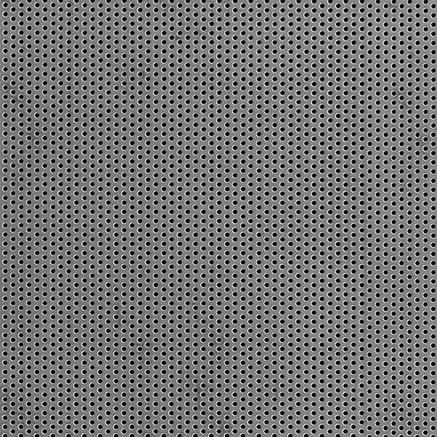 Round Perforated Stainless Steel 18111822 Mcnichols