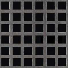 Square Perforated Carbon Steel 16870016 Mcnichols