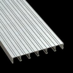 Diamondback Plank Grating Aluminum T7121512 Mcnichols