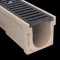 System Trench Drain Polycast F3pc188820 Mcnichols