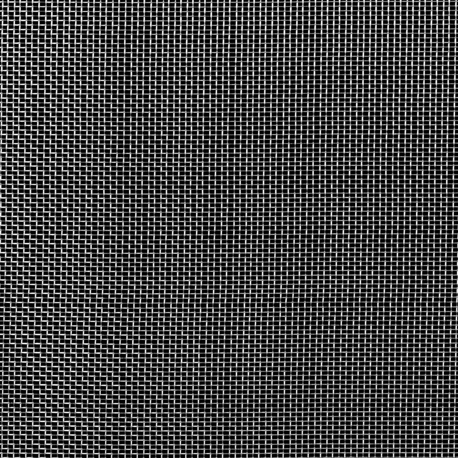 "McNICHOLS® Wire Mesh Rectangular, INSECT SCREEN, Stainless Steel, Type 304, Woven - Plain Weave, 18 x 14 Mesh (Rectangular), 0.0446"" x 0.0604"" Opening (Rectangular), 0.011"" Thick (33-1/2 Gauge) Wire Diameter, 68% Open Area"