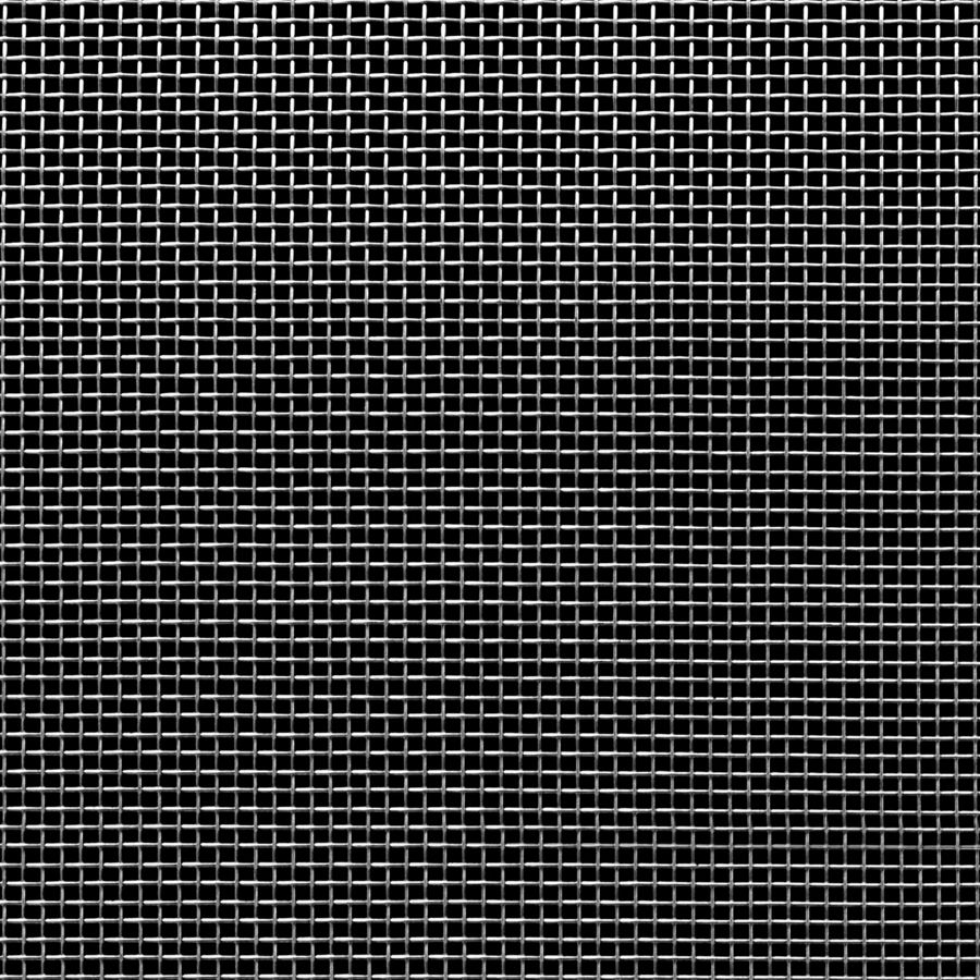 Square - Wire Mesh - Stainless Steel - 310828 | McNICHOLS
