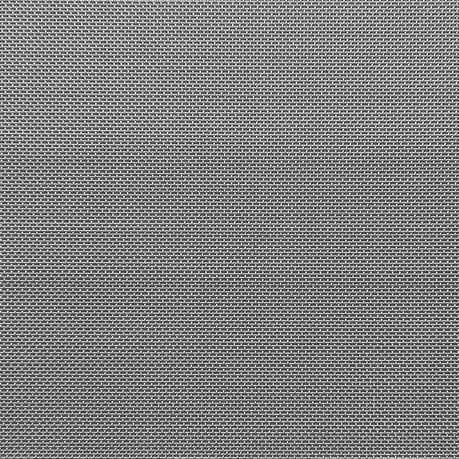 "McNICHOLS® Wire Mesh Square, Stainless Steel, Type 316, Woven - Plain Weave, 40 x 40 Mesh (Square), 0.0150"" x 0.0150"" Opening (Square), 0.010"" Thick (34-1/2 Gauge) Wire Diameter, 36% Open Area"