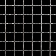 Galvanized Wire Mesh   Square Wire Mesh Galvanized 32011200 Mcnichols