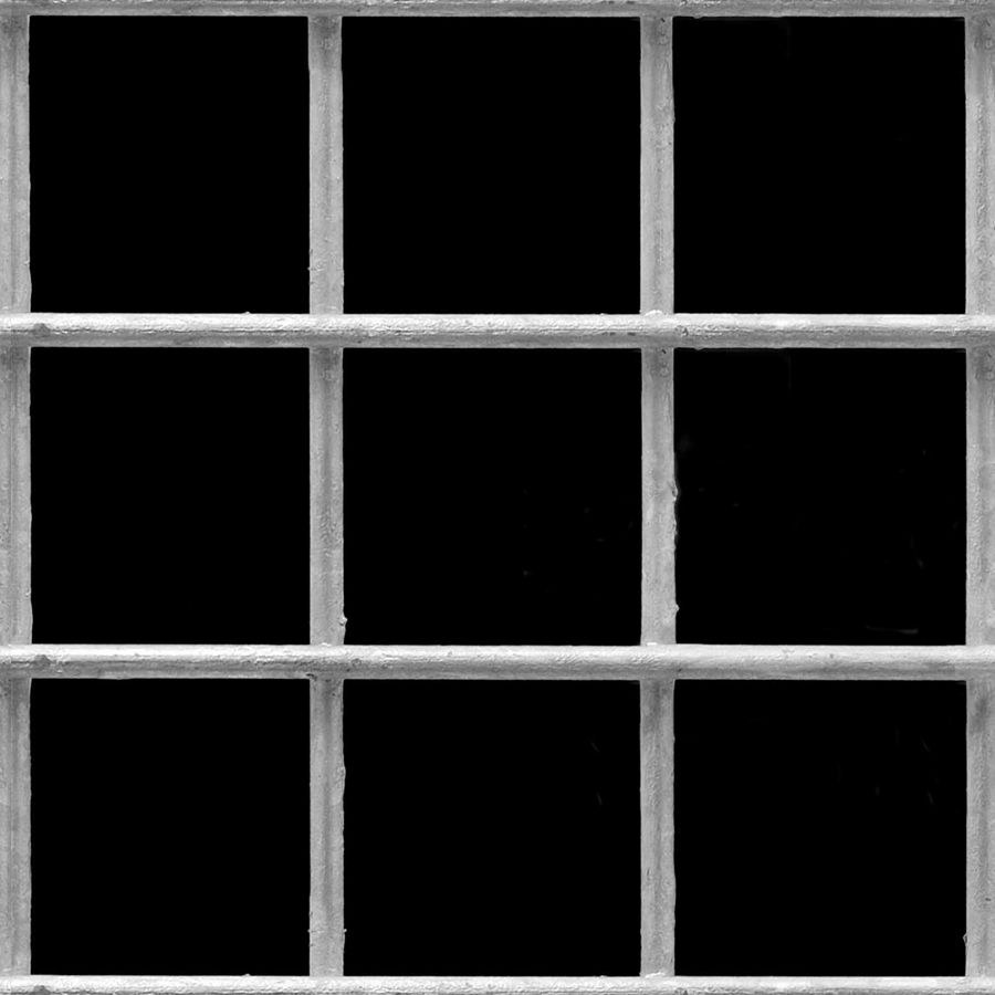 "McNICHOLS® Wire Mesh Square, Galvanized Steel, Hot Dipped, Welded - Trimmed, 2"" x 2"" Mesh (Square), 1.8130"" x 1.8130"" Opening (Square), 0.187"" Thick (6-1/4 Gauge) Wire Diameter, 82% Open Area"