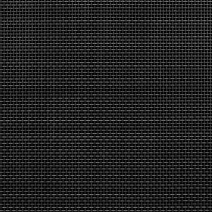 "McNICHOLS® Wire Mesh Square, Carbon Steel, Cold Rolled, Woven - Plain Weave, 12 x 12 Mesh (Square), 0.0603"" x 0.0603"" Opening (Square), 0.023"" Thick (24 Gauge) Wire Diameter, 52% Open Area"