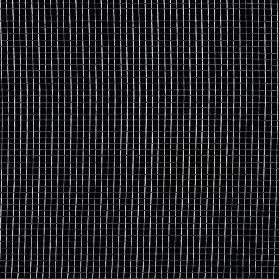 "McNICHOLS® Wire Mesh Square, Stainless Steel, Type 304, Woven - Plain Weave, 8 x 8 Mesh (Square), 0.1080"" x 0.1080"" Opening (Square), 0.017"" Thick (27-1/4 Gauge) Wire Diameter, 75% Open Area"