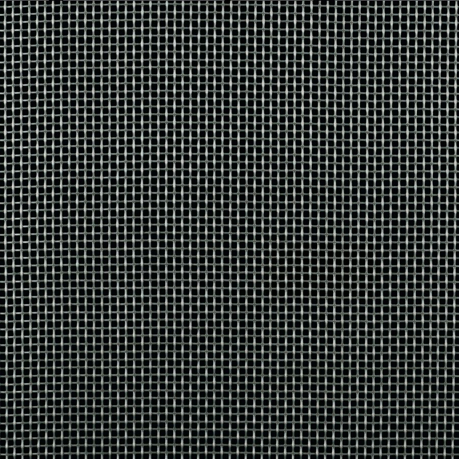 "McNICHOLS® Wire Mesh Square, Stainless Steel, Type 304, Woven - Plain Weave, 10 x 10 Mesh (Square), 0.0750"" x 0.0750"" Opening (Square), 0.025"" Thick (23-1/4 Gauge) Wire Diameter, 56% Open Area"