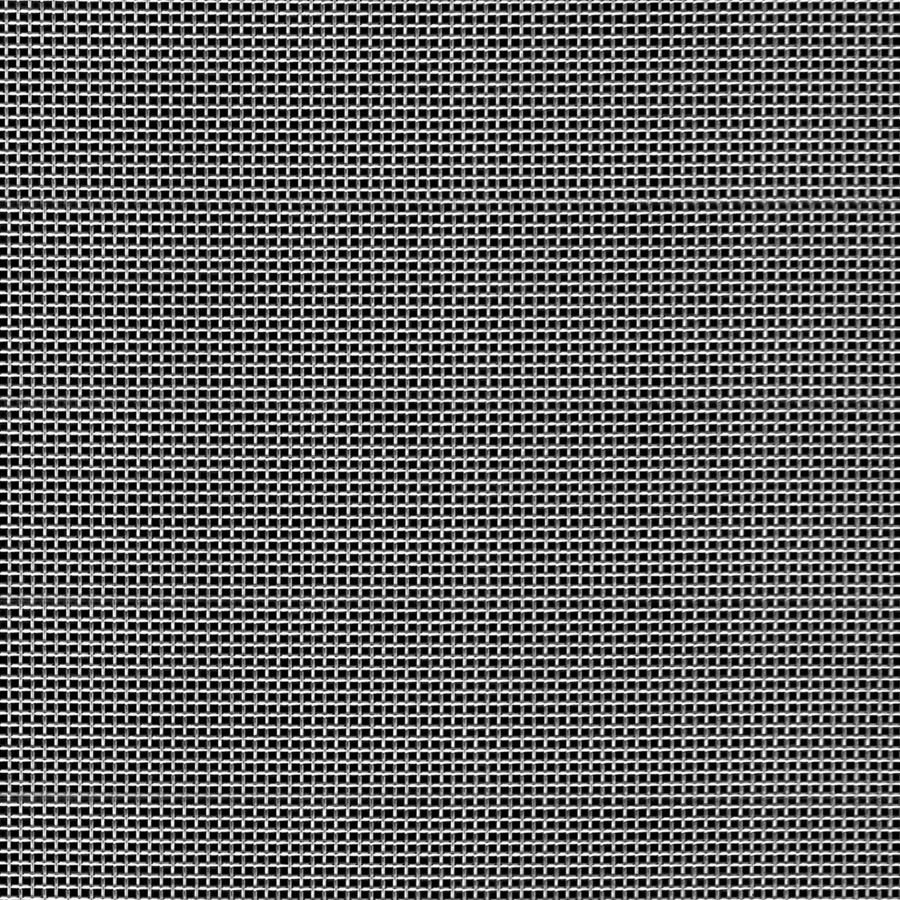 "McNICHOLS® Wire Mesh Square, Stainless Steel, Type 304, Woven - Plain Weave, 20 x 20 Mesh (Square), 0.0340"" x 0.0340"" Opening (Square), 0.016"" Thick (28-1/4 Gauge) Wire Diameter, 46% Open Area"