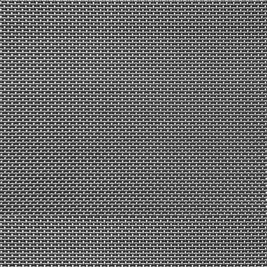 "McNICHOLS® Wire Mesh Square, Stainless Steel, Type 304, Woven - Plain Weave, 20 x 20 Mesh (Square), 0.0270"" x 0.0270"" Opening (Square), 0.023"" Thick (24 Gauge) Wire Diameter, 29% Open Area"