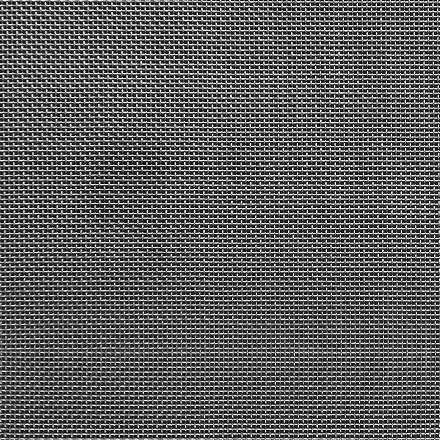 "McNICHOLS® Wire Mesh Square, Stainless Steel, Type 304, Woven - Plain Weave, 24 x 24 Mesh (Square), 0.0277"" x 0.0277"" Opening (Square), 0.014"" Thick (30 Gauge) Wire Diameter, 44% Open Area"