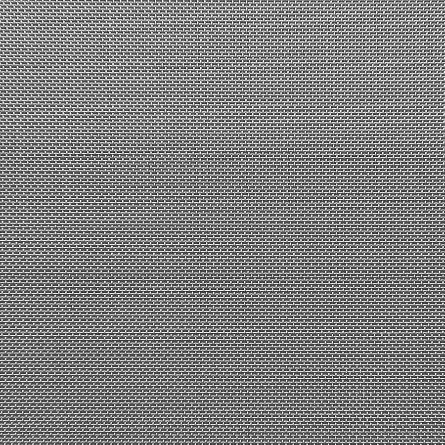"""McNICHOLS® Wire Mesh Square, Stainless Steel, Type 304, Woven - Plain Weave, 40 x 40 Mesh (Square), 0.0150"""" x 0.0150"""" Opening (Square), 0.010"""" Thick Wire Diameter, 36% Open Area"""