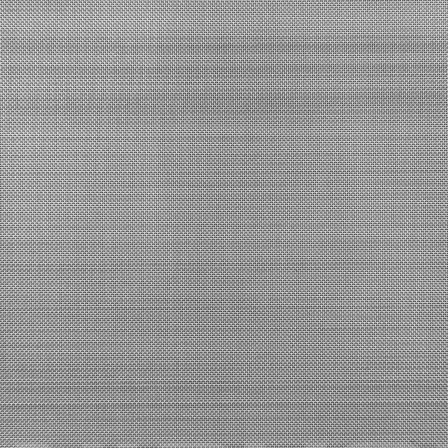 "McNICHOLS® Wire Mesh Square, Stainless Steel, Type 304, Woven - Plain Weave, 60 x 60 Mesh (Square), 0.0092"" x 0.0092"" Opening (Square), 0.0075"" Thick (39 Gauge) Wire Diameter, 31% Open Area"