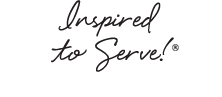 Inspired To Serve