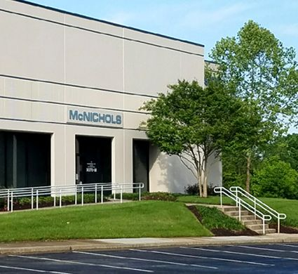 McNICHOLS Baltimore Metals Service Center