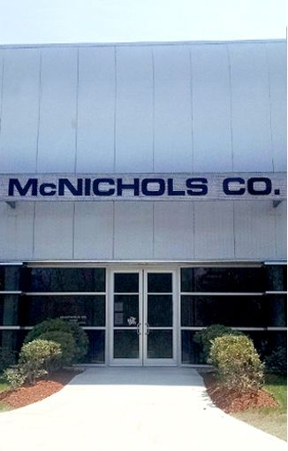 McNICHOLS Boston Metals Service Center