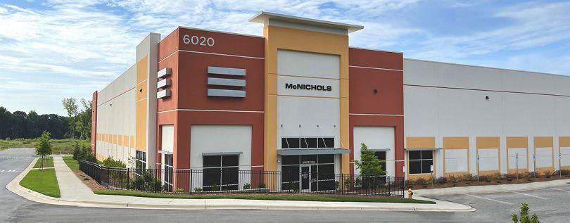 McNichols Charlotte金属服务中心