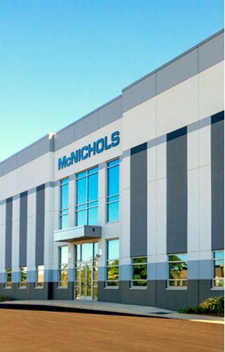 McNICHOLS Chicago Metals Service Center