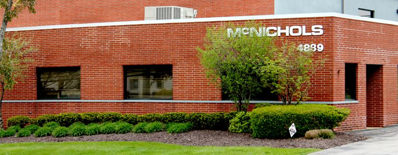 McNICHOLS Cleveland Metals Service Center
