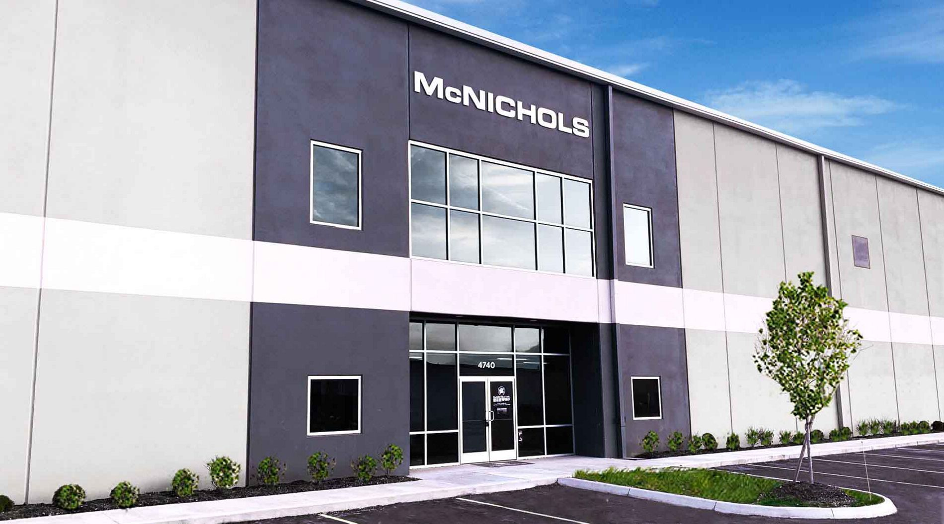 McNICHOLS Columbus Metals Service Center