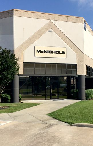 Mcnichols Houston