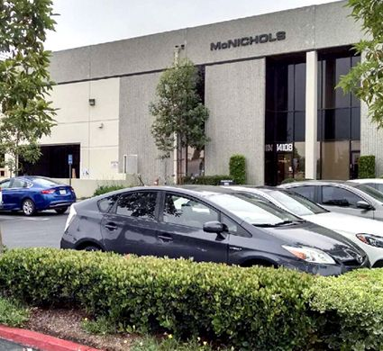 McNICHOLS Los Angeles Metals Service Center