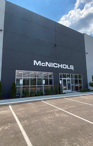 McNICHOLS Nashville Metals Service Center
