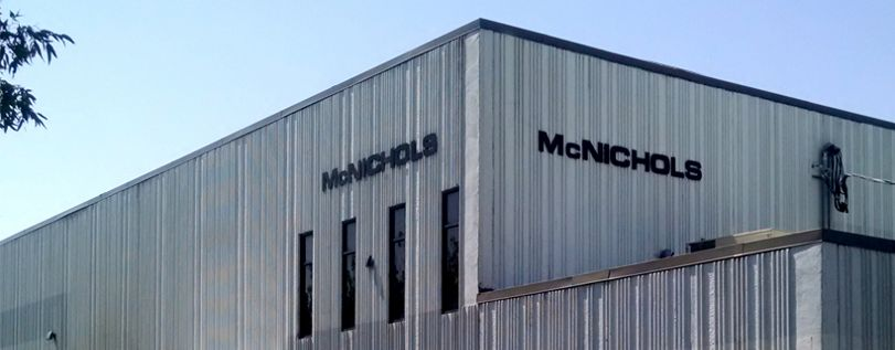 McNICHOLS New York/New Jersey Metals Service Center