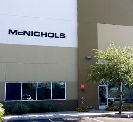 McNICHOLS Phoenix Metals Service Center