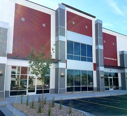 McNichols Salt Lake City金属服务中心