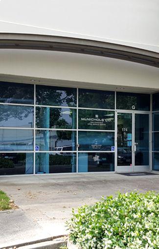 McNICHOLS San Francisco Metals Service Center